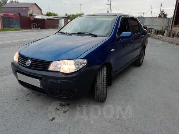 Fiat Albea, 2008 год, 154 400 руб.