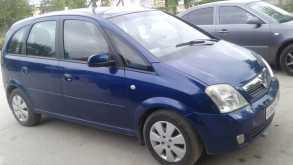 Первомайское Meriva 2004