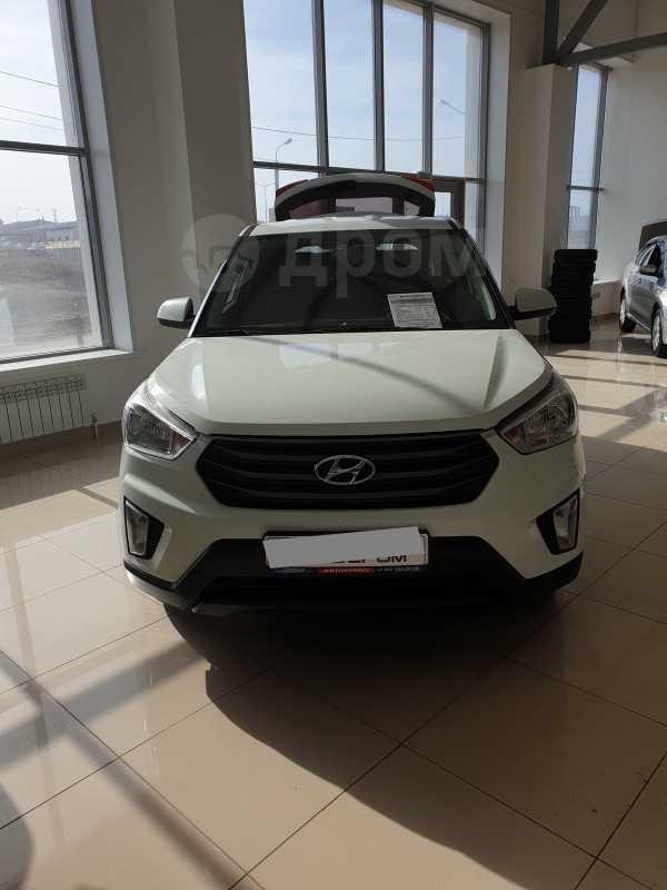 Hyundai Creta, 2016 год, 889 000 руб.