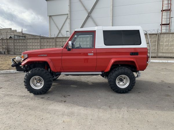 Toyota Land Cruiser, 1988 год, 2 250 000 руб.