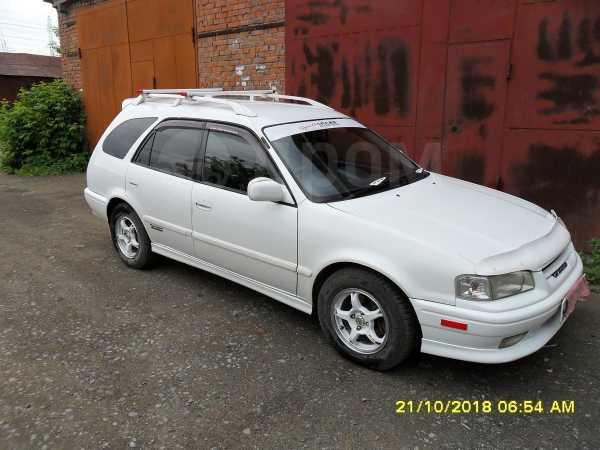 Toyota Sprinter Carib, 2000 год, 280 000 руб.