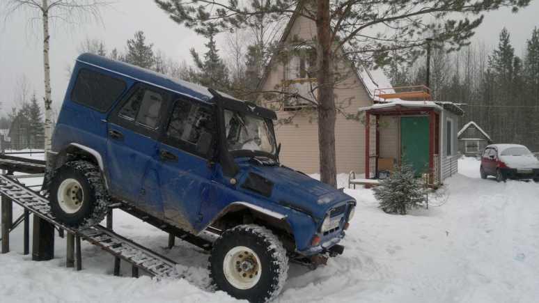 УАЗ 3151, 1987 год, 100 000 руб.