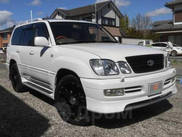 Toyota Land Cruiser Cygnus, 2001 год, 600 000 руб.
