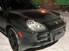 Новый Уренгой Cayenne 2005