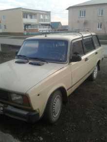 Тюкалинск 2104 1992