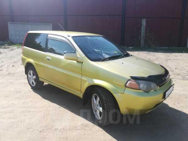 Honda HR-V, 1999 год, 285 000 руб.