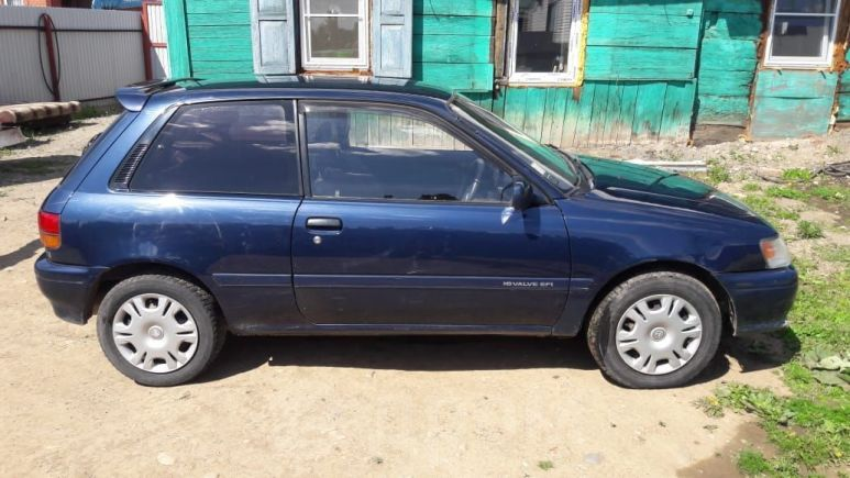 Toyota Starlet, 1994 год, 155 000 руб.