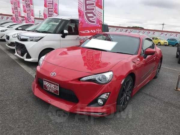 Toyota GT 86, 2017 год, 1 150 000 руб.