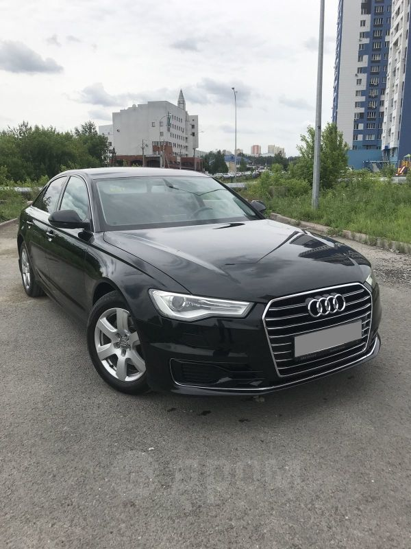 Audi A6, 2015 год, 1 485 000 руб.