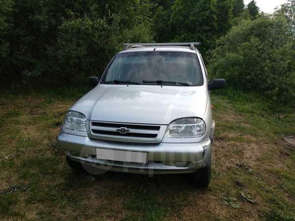 Chevrolet Niva, 2007 год, 150 000 руб.