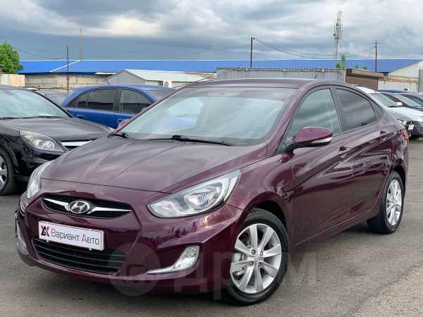 Hyundai Solaris, 2012 год, 487 000 руб.
