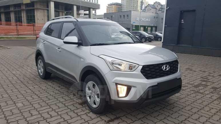 Hyundai Creta, 2020 год, 1 073 000 руб.