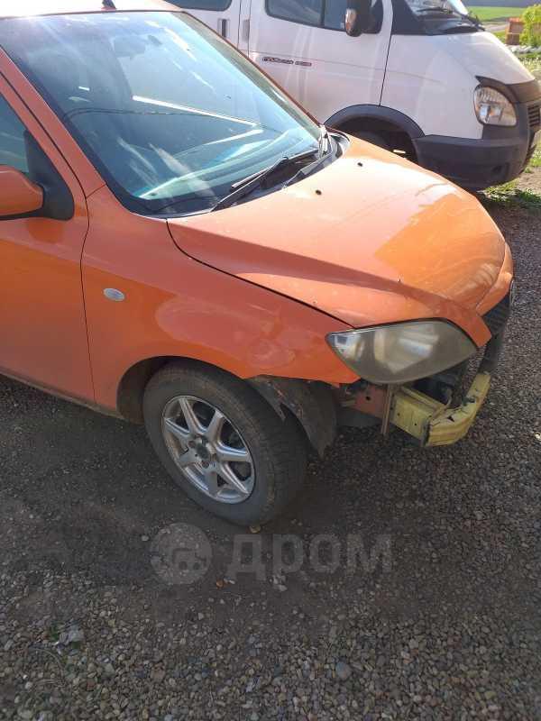 Mazda Demio, 2002 год, 115 000 руб.
