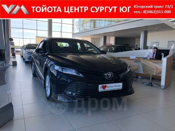 Toyota Camry, 2020 год, 1 846 028 руб.