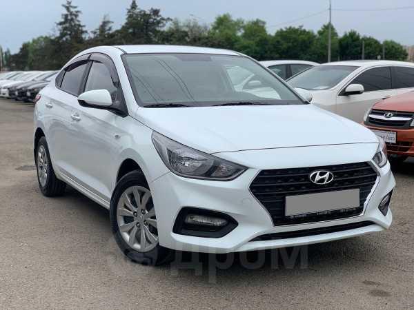 Hyundai Solaris, 2017 год, 757 000 руб.