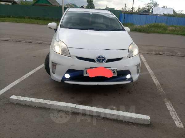 Toyota Prius, 2012 год, 740 000 руб.