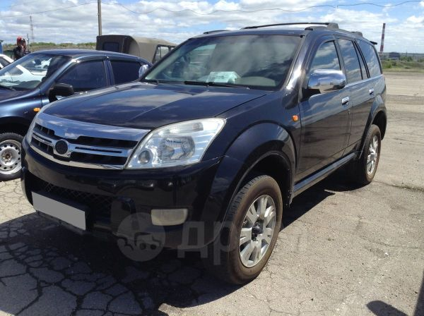Great Wall Hover, 2008 год, 345 000 руб.