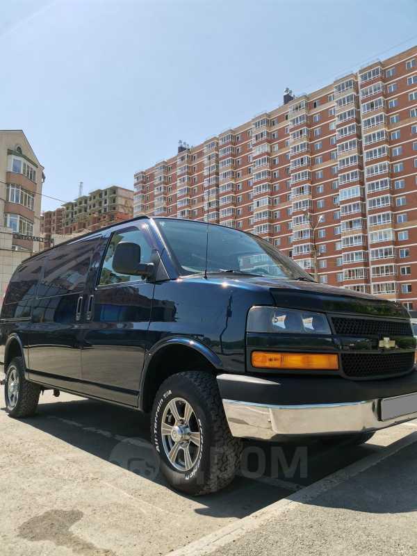 Chevrolet Express, 2008 год, 900 000 руб.