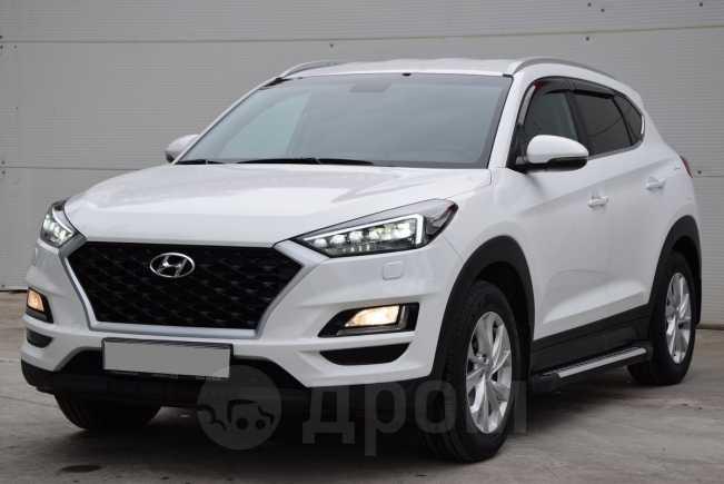Hyundai Tucson, 2018 год, 1 390 000 руб.