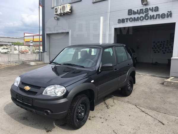 Chevrolet Niva, 2020 год, 675 000 руб.