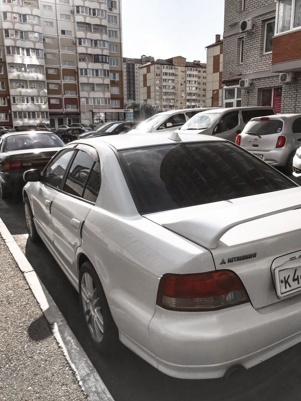 Mitsubishi Galant, 2000 год, 175 000 руб.