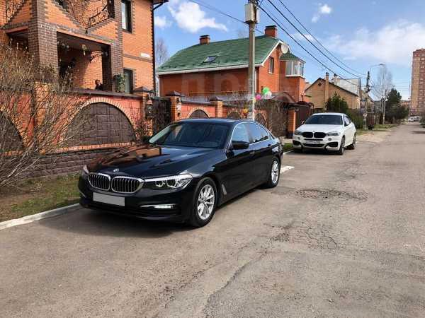 BMW 5-Series, 2018 год, 2 150 000 руб.