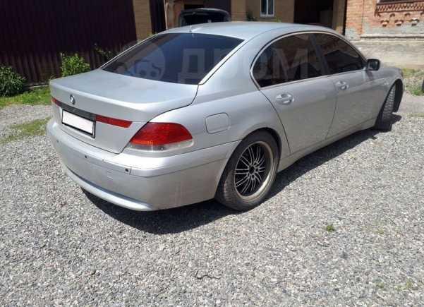 BMW 7-Series, 2002 год, 255 000 руб.