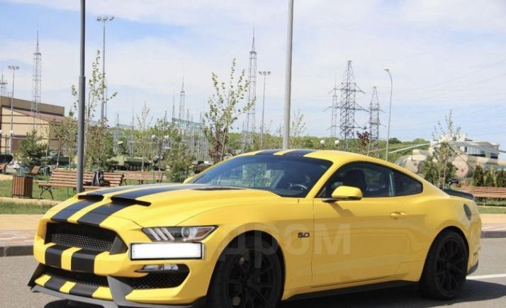 Ford Mustang, 2015 год, 2 500 000 руб.