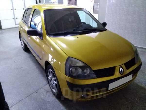 Renault Clio, 2003 год, 250 000 руб.