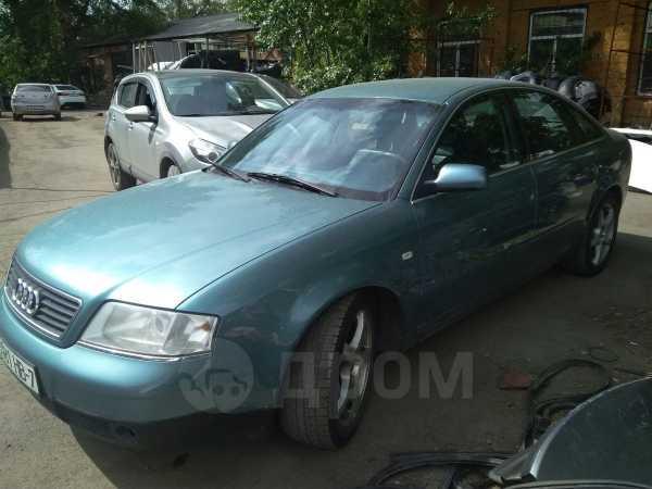 Audi A6, 2000 год, 140 000 руб.