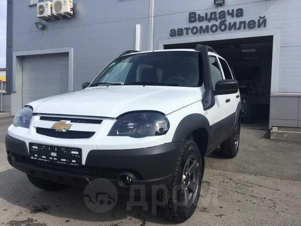 Chevrolet Niva, 2020 год, 792 000 руб.
