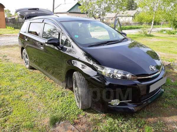 Toyota Wish, 2013 год, 835 000 руб.