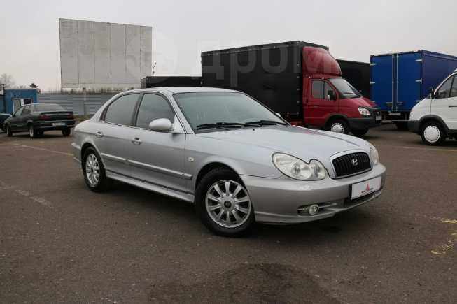 Hyundai Sonata, 2005 год, 234 888 руб.