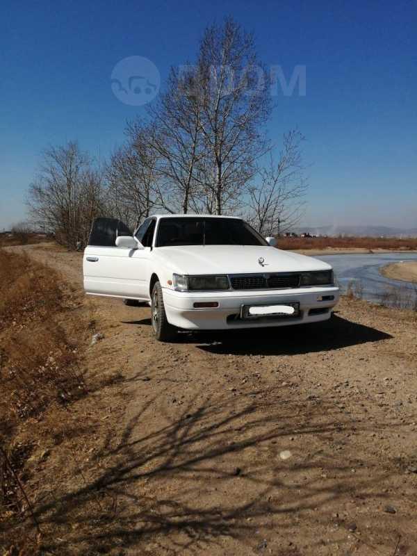 Nissan Laurel, 1990 год, 120 000 руб.
