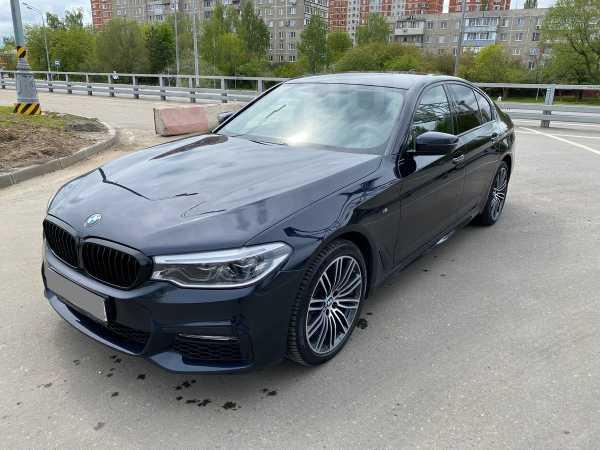 BMW 5-Series, 2018 год, 2 820 000 руб.