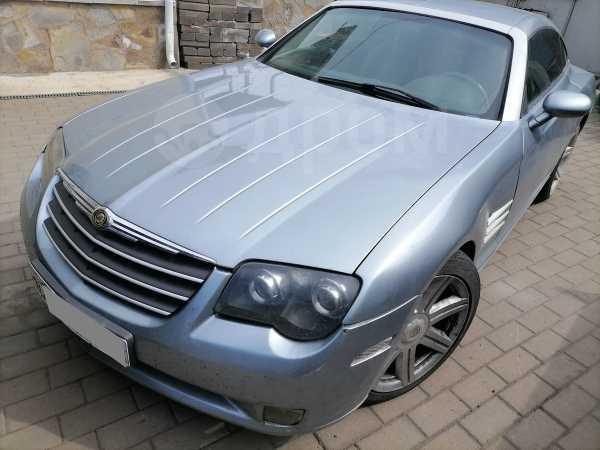 Chrysler Crossfire, 2004 год, 400 000 руб.