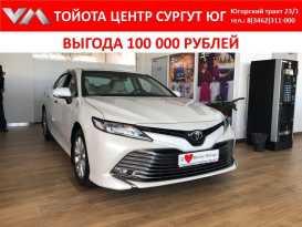 Сургут Toyota Camry 2020