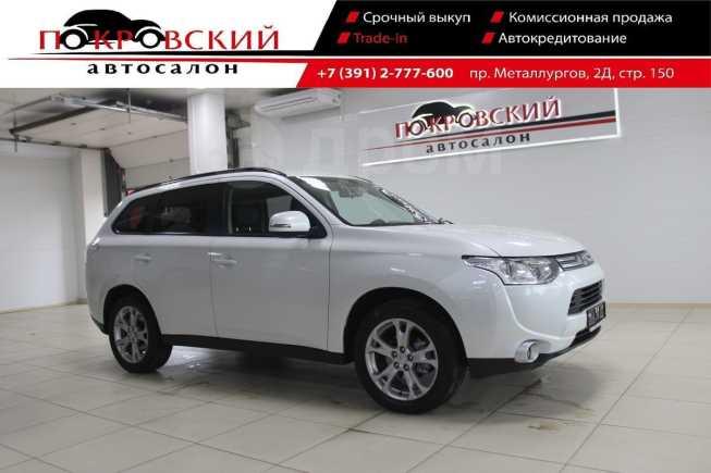 Mitsubishi Outlander, 2013 год, 915 000 руб.