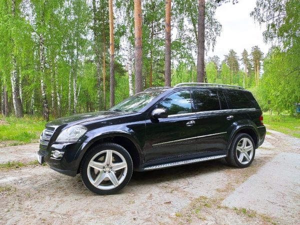 Mercedes-Benz GL-Class, 2008 год, 859 000 руб.