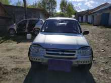 Первомайский Niva 2008