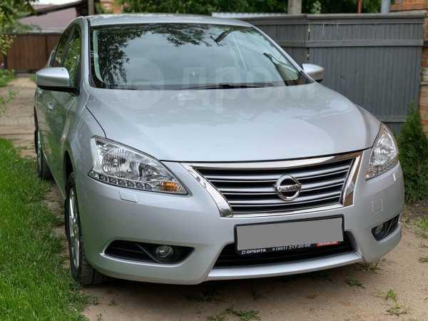 Nissan Sentra, 2014 год, 660 000 руб.