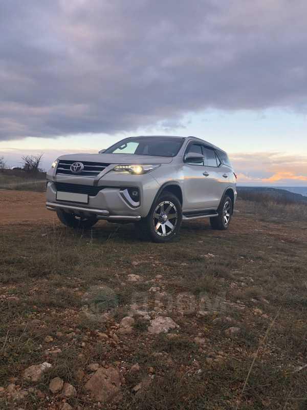 Toyota Fortuner, 2018 год, 2 399 999 руб.