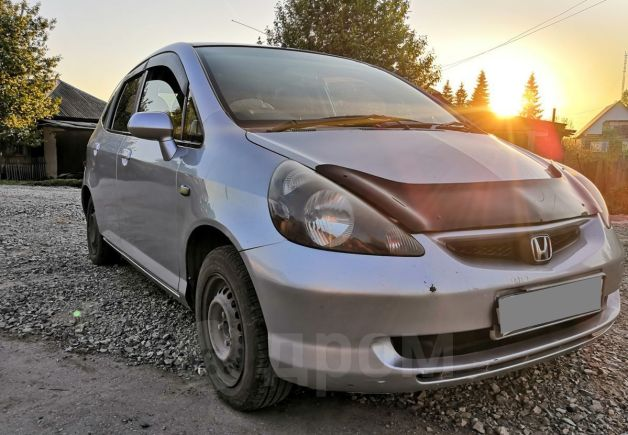 Honda Fit, 2002 год, 232 000 руб.