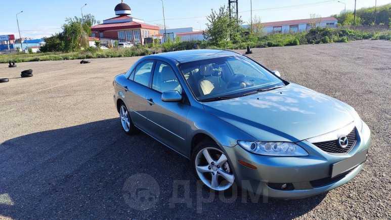 Mazda Mazda6, 2004 год, 310 000 руб.