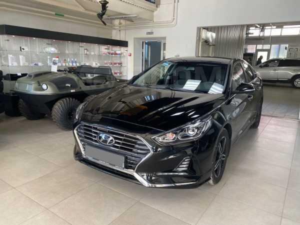 Hyundai Sonata, 2018 год, 1 280 000 руб.