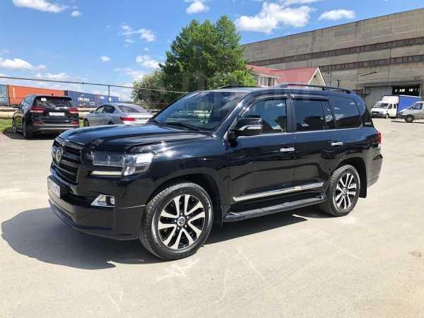 Toyota Land Cruiser, 2018 год, 3 350 000 руб.