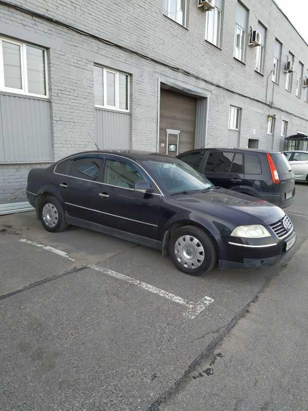 Volkswagen Passat, 2004 год, 299 900 руб.