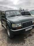 Toyota Land Cruiser, 1991 год, 800 000 руб.