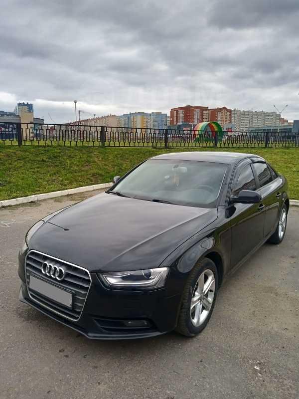 Audi A4, 2014 год, 850 000 руб.