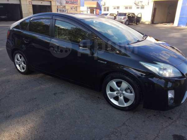 Toyota Prius, 2010 год, 595 000 руб.